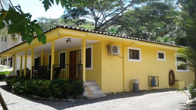 Photo for Clean, spacious home in Playa Hermosa - sleeps 5, 2BR w/pool and parking