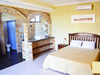 Photo for Beautiful house in the beach park in porto das dunas