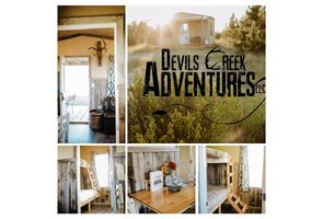 Photo for 2BR Cabin Vacation Rental in Brusett, Montana
