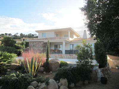Photo for Villa in very good standing with swimming pool near a beautiful beach