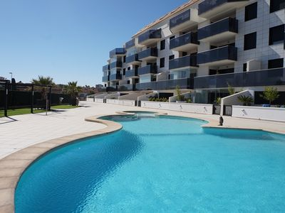 Photo for Brand new luxury apartment in Denia within walking distance to town and Marina