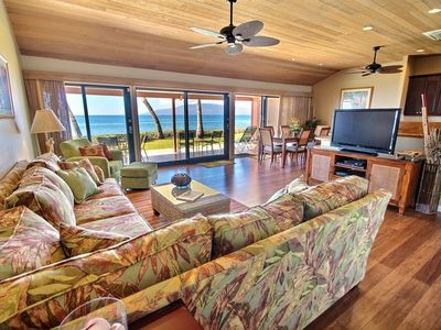 Photo for Oceanfront 176-2 Outstanding Location on the water