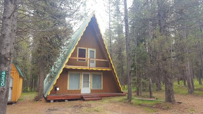 Photo for Cozy Cabin!  Close to Yellowstone entrance! Golf Course! WiFi