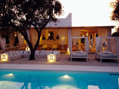 Photo for Villa with private pool near the beach of Campomarino