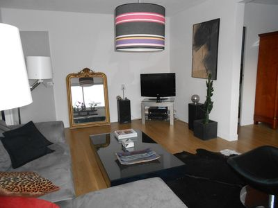 Photo for Spacious and very bright apartment 80m2