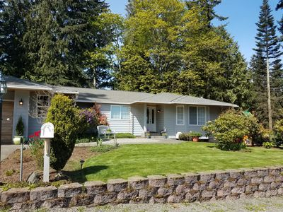 Photo for Adorable relaxing home close to Olympic Peninsula National Park