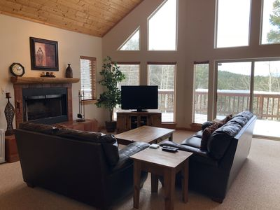 Photo for 3 Bedroom Cabin - Sleeps 8