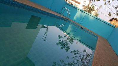 Photo for Best Price Villa with Garden and Swimming Pool! Free Transfer and daily Shuttle!