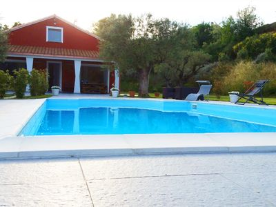 "Photo for Colorfull Villa nearby the ""Balcony of Le Marche"", with private pool"
