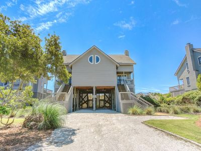 Photo for HELMSTETLER 3B:2BR/2.5BA,sleeps 6 oceanfront townhm Serenity Point Topsail Beach