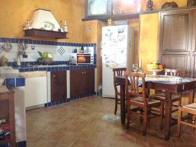 Photo for House 1.1 km from the center of Menfi with Parking, Internet, Washing machine, Garden (646367)