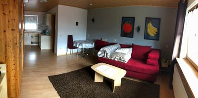 Photo for 1BR Apartment Vacation Rental in Rinchnach