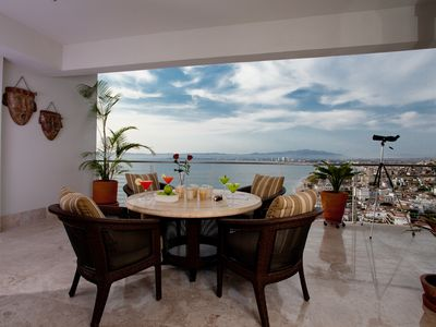 Photo for 3BD Condo for rent in Amapas, Puerto vallarta