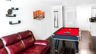 Photo for BUCKHEAD LUXURY ENTERTAINMENT SUITE ( 2MINS FROM LENOX MALL)