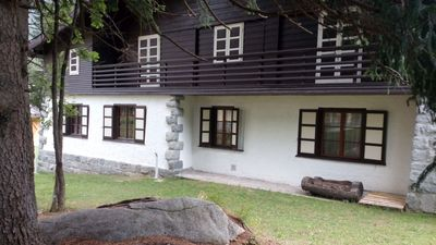 Photo for Typical house a few hundred meters from the slopes and the center