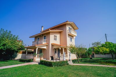 2 hours from Athens  150 meters from the sea, real Greece, amazing location  - Echinei