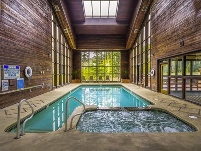 Photo for Condo 138, Wifi, Community Pool, Jacuzzi, Lounge, Fireplace, Laundry