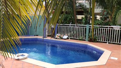 Photo for Homerez last minute deal - Nice apt with swimming-pool and Wifi