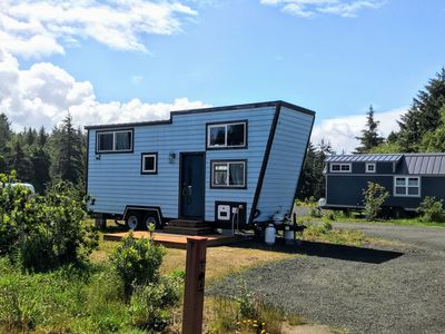 Photo for Breakers - cozy tiny home featured on HGTV's Tiny Luxury!