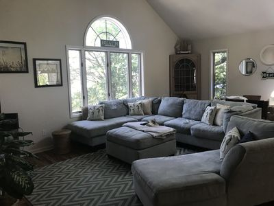 Photo for 3 Bedroom 2.5 Bath Loft Style House - Perfect for Families & Small Groups