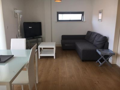 Photo for 47HS Spacious light apartment in prime location w parking