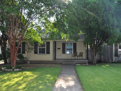 Photo for Charming House in Awesome Location (Love Field) Preview listing
