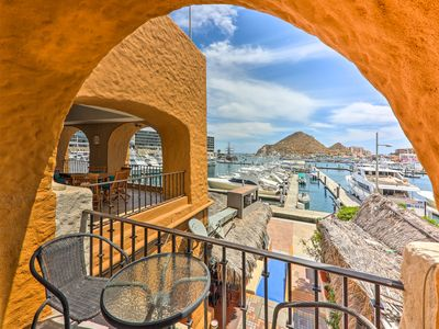Photo for Cabo San Lucas Condo w/Balcony - Right On Marina!