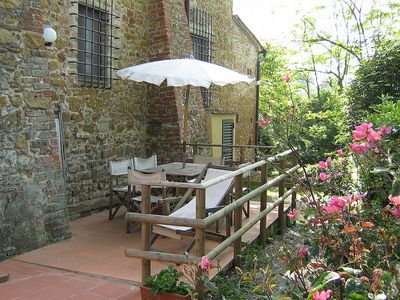 Photo for Casa Bonaventura C: A characteristic and welcoming apartment in the characteristic style of the Tuscan countryside, with Free WI-FI.