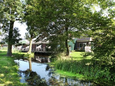 Photo for This apartment is situated in Koudekert aan den Rijn.