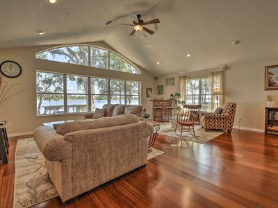 Photo for Waterfront Dunnellon House w/Private Dock