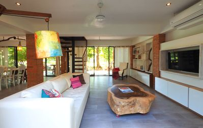 Photo for Astonish family house for vacations. #playanegra #relax #familyhouse