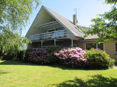 Photo for Lovely big holiday home in Nykøbing Mors with room for 14 people