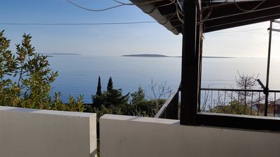 Photo for Apartment with huge terrace and great view
