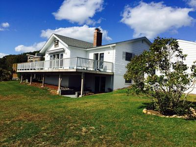 Photo for Newly renovated 4bed/3bath home; 3 min from town and beach