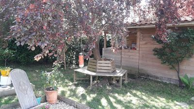 Photo for Rental July House 105m2 Bayonne 4 people secure garage garden, close
