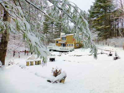 Photo for 4BR House Vacation Rental in Dorset, Vermont
