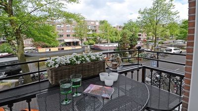 Photo for CENTRAL. AMSTERDAM: BALCONY FOR 2 WITH A VIEW