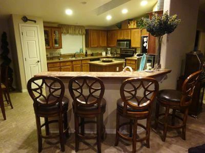 Havasu vacation home in gated community with million dollar clubhouse steps away