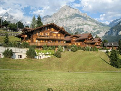 Photo for Apartment Chalet Nagano in Grindelwald - 4 persons, 2 bedrooms