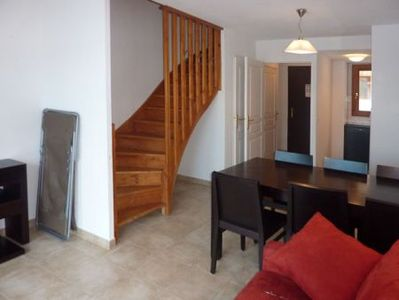 Photo for Semi-detached chalet in 4 star residence