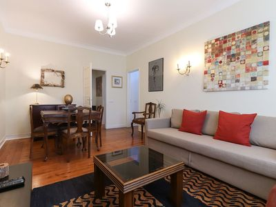 Photo for AV. LIBERDADE ELEGANT by HOMING - Apartment for 6 people in Lisboa ciudad