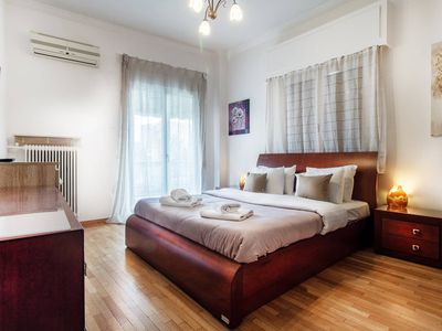 Photo for Gazi apartment with Acropolis views