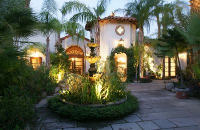 Private, walled and gated Spanish style estate. Sleeps 10. 4 individual casitas
