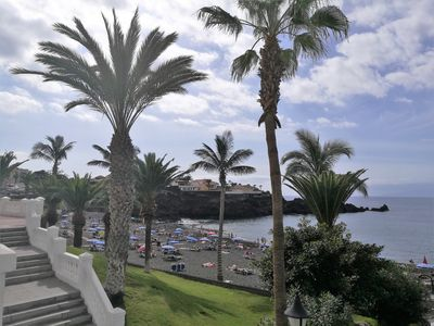 Photo for Apartment Tenerife South - Playa la Arena (Seguro el Sol)
