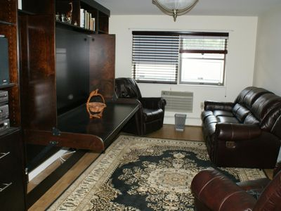 Photo for Luxury One Bedroom Quiet & Clean Apartment In A Nice Neighborhood.