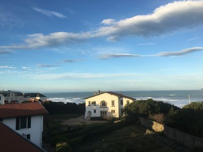 Photo for T2 COTE DES BASQUES, FACING THE OCEAN - Sheets + towels provided