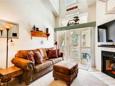 Photo for Cozy Condo with Premium Location Steps from Park City Mountain Resort