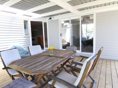 Photo for Cottage by the sea in Raglan