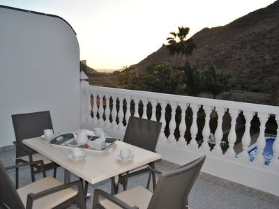 Photo for Mogan Sol, beautiful apartments with pool 3 km. from Puerto de Mogán.