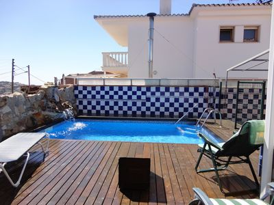 Photo for VILLA CECILIA- HOUSE IN THE TOWN WITH PRIVATE POOL